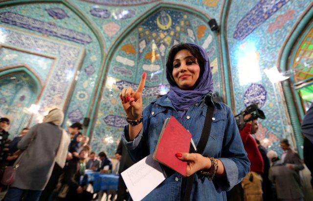Elecciones Iran