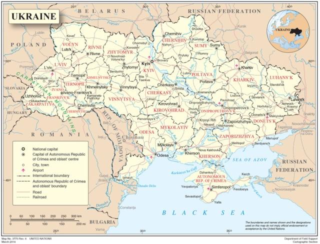 ukraine-mapa