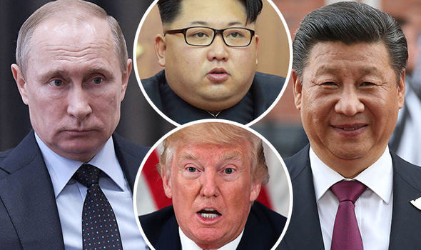 NORTH-KOREA-RUSSIA-CHINA-US-DONALD-TRUMP-840036