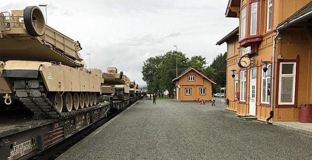 tanks i Stj