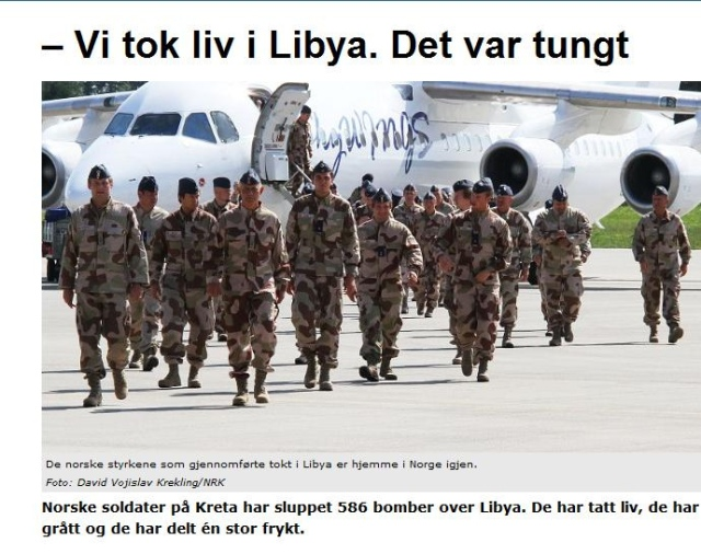 tok liv i libia