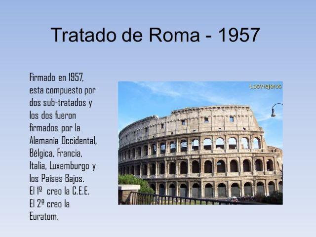 Tratado+de+Roma+-+1957