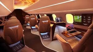 Aura ofrece precios comerciales con la calidad de un jet privado | Aviones  privados de lujo, Aviones de lujo, Interior de avión privado